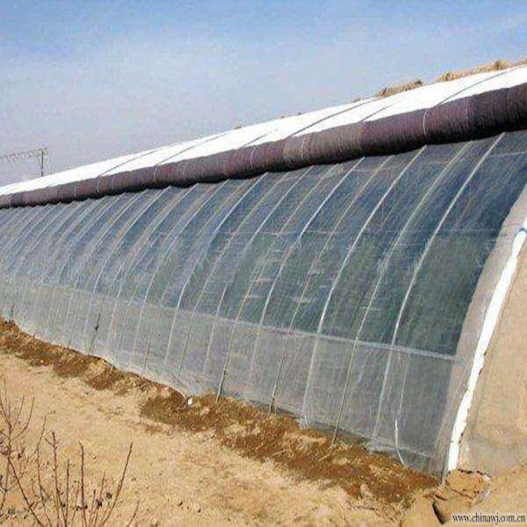 如何讓溫室大棚內的溫度自然升高