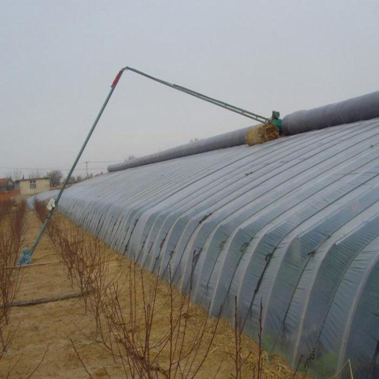 大棚溫室建設完成後,應該如何維護?