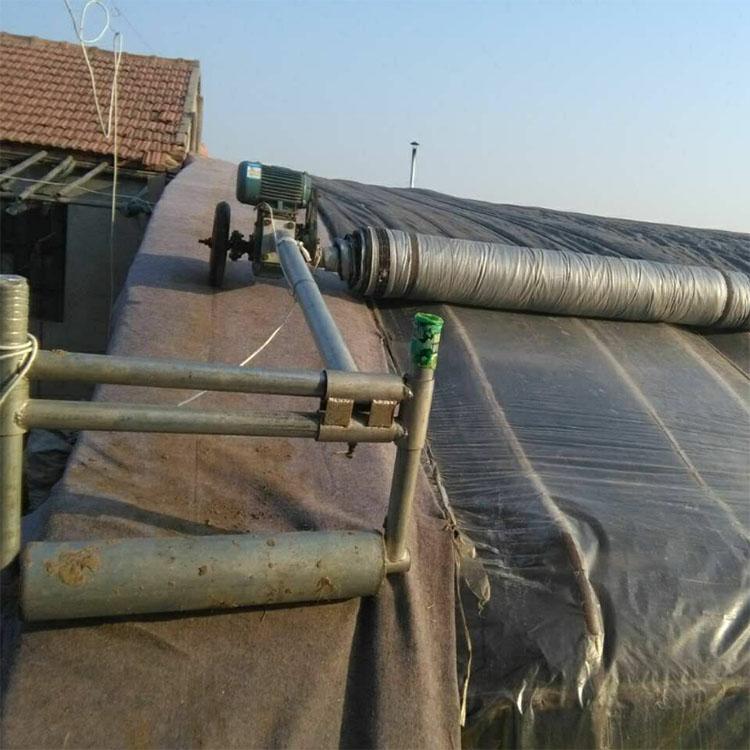 如何正确安全使用温室大棚卷帘机?