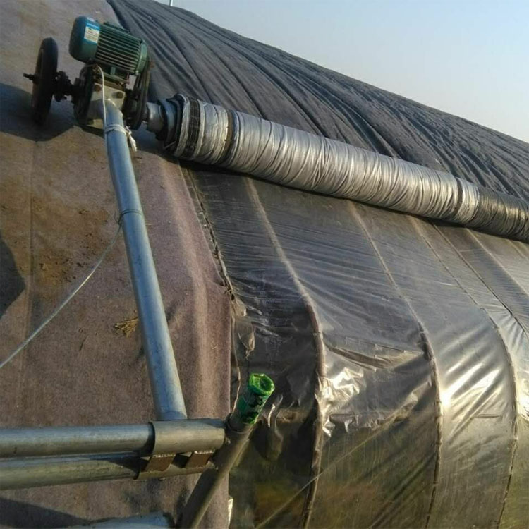 7個步驟使用溫室大棚卷簾機才安全