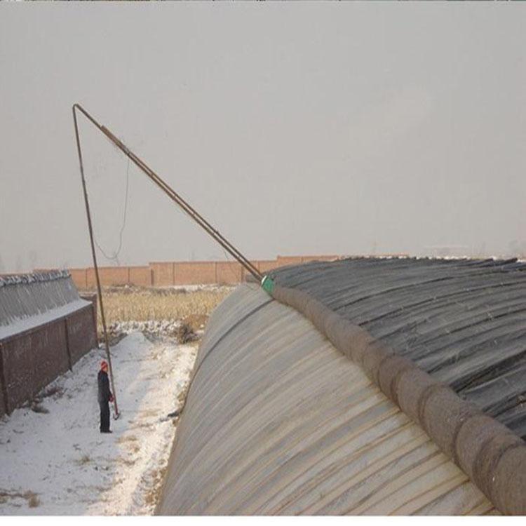 大棚保溫被对温度的影响